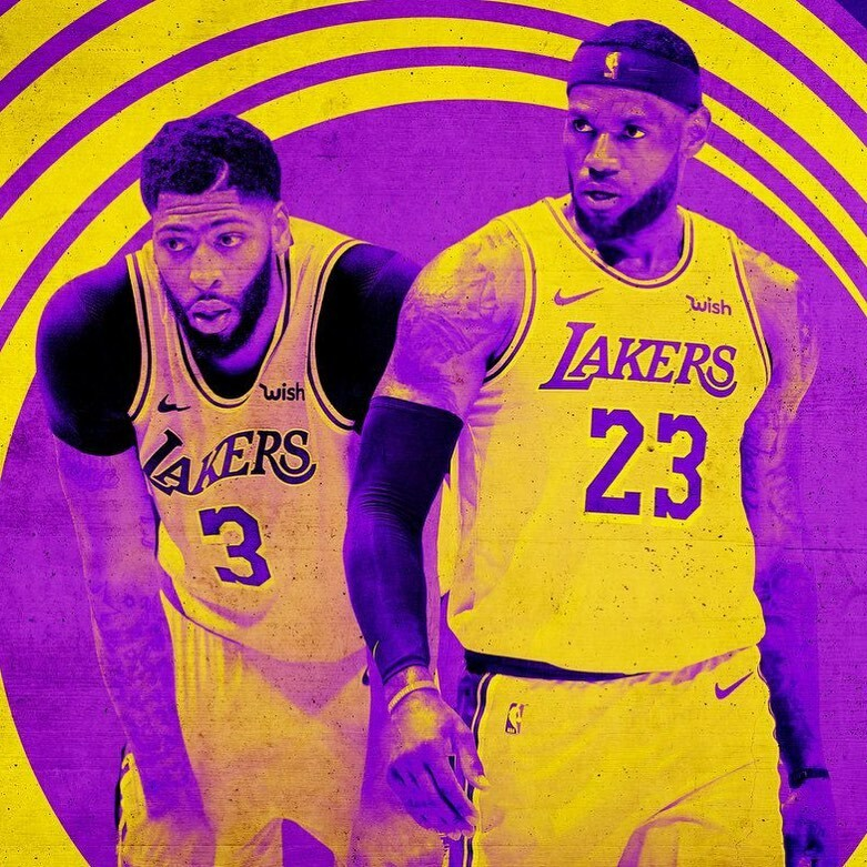 Drop that 💜💛 if you a Lakers fan! Let's go @lakers!!!!!! Just 4 MORE! Let's do it for @kobebryant 💜💛 @kingjames @antdavis23 @rajonrondo @dwighthoward @greenranger14 & the rest of our Lakers team!!!!  . #lakers #losangeles #westernconference #champions https://t.co/M7dweB94ZL https://t.co/wyXIfZjBpd