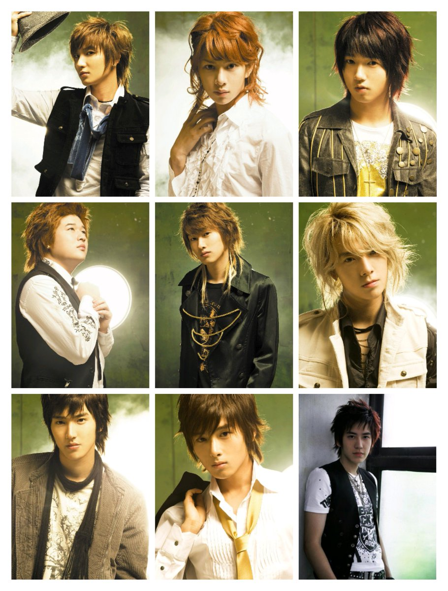 Super Junior evolution  #SUPERJUNIOR #Leeteuk #Heechul #Yesung #Shindong #Eunhyuk #Donghae #Siwon #Ryeowook #Kyuhyun  @SJofficial https://t.co/ON36h7hcNv