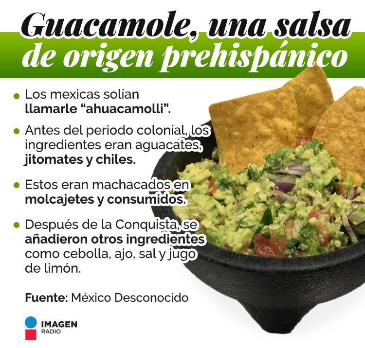 💚 ¿Quién más es fan del #guacamole? 🙋♀️   🥑🤤 Conoce el origen de esta delicia mexicana. https://t.co/QShHu1GfL4