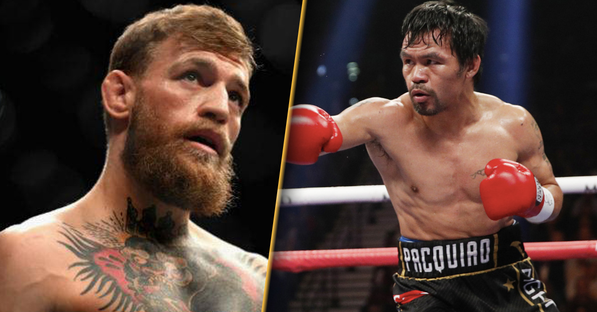 #MannyPacquiao confirms #ConorMcGregor fight is happening in 2021  https://t.co/nTfwlXGeaC https://t.co/QTkjfCKWhJ