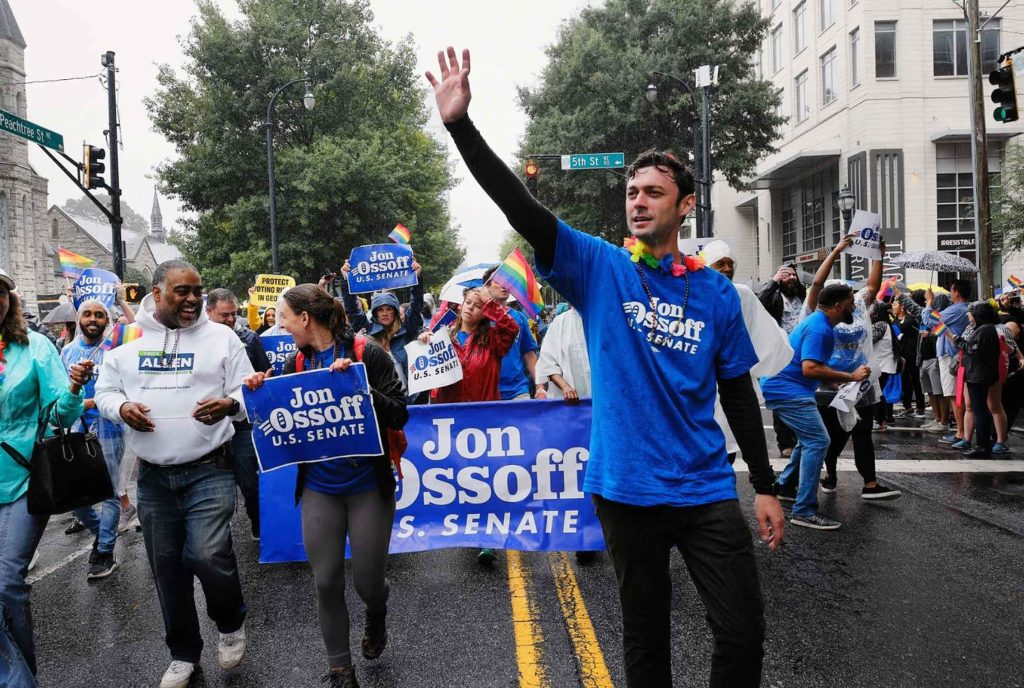 Join @GA10Indivisible today, Sunday Sept 27th 1:30-3:00 via zoom.   Our guest speaker is🌊Jon Ossoff🌊 Georgia Democratic nominee for United States Senator!  We'll be live streaming Q&A on Facebook.  #Indivisible #GA10 #FlipTheSenate @ossoff #uga #Dawgs #athensga #gasen #gapol https://t.co/Alh4SlL09M