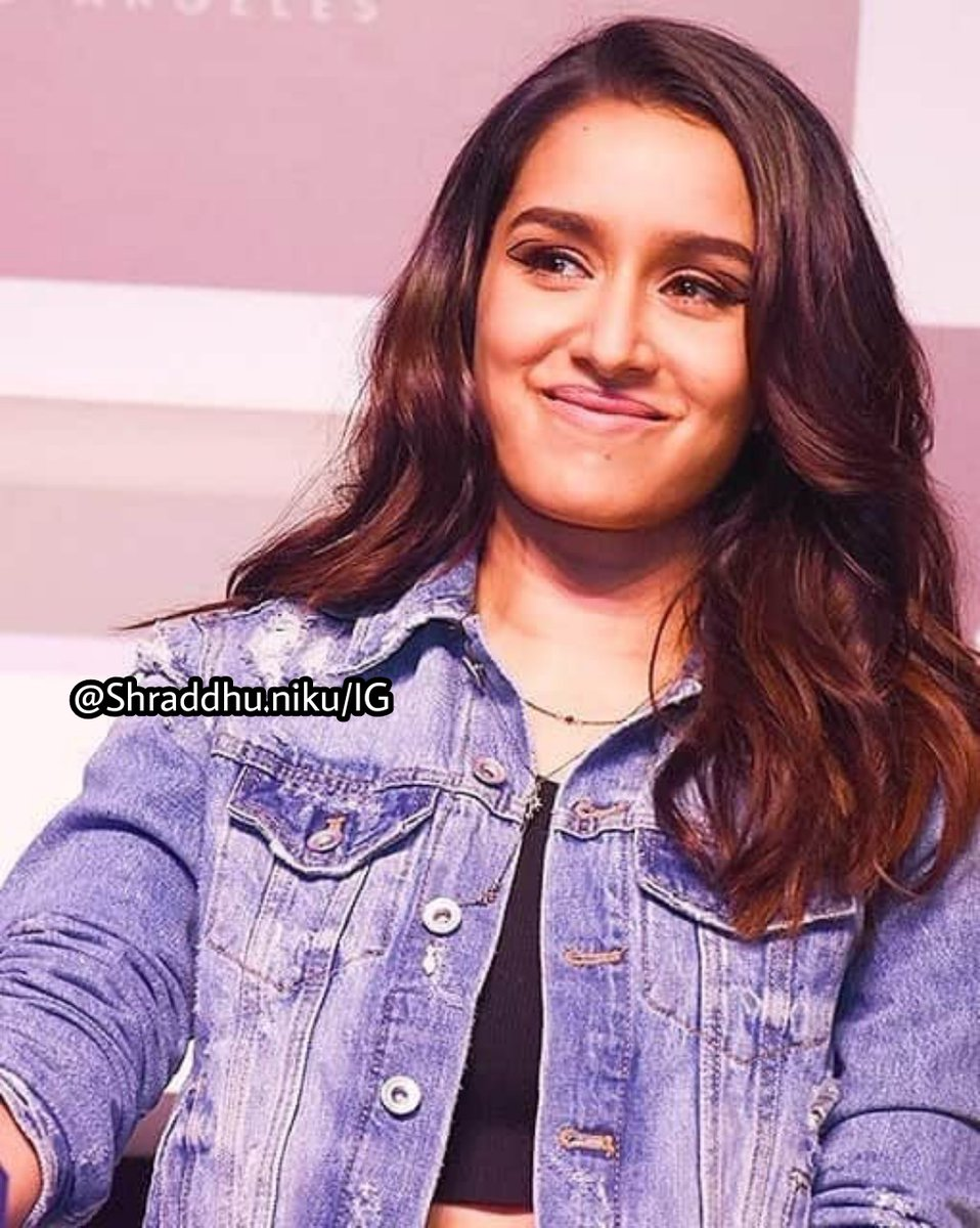 We Love You Shraddha Kapoor 😌💖 Stay Strong Your Fans Are here with you!! 🤗💖 #IStandWithShraddhaKapoor #WeSupportShraddhaKapoor #ShraddhaKapoor https://t.co/nvV6IUY7cG