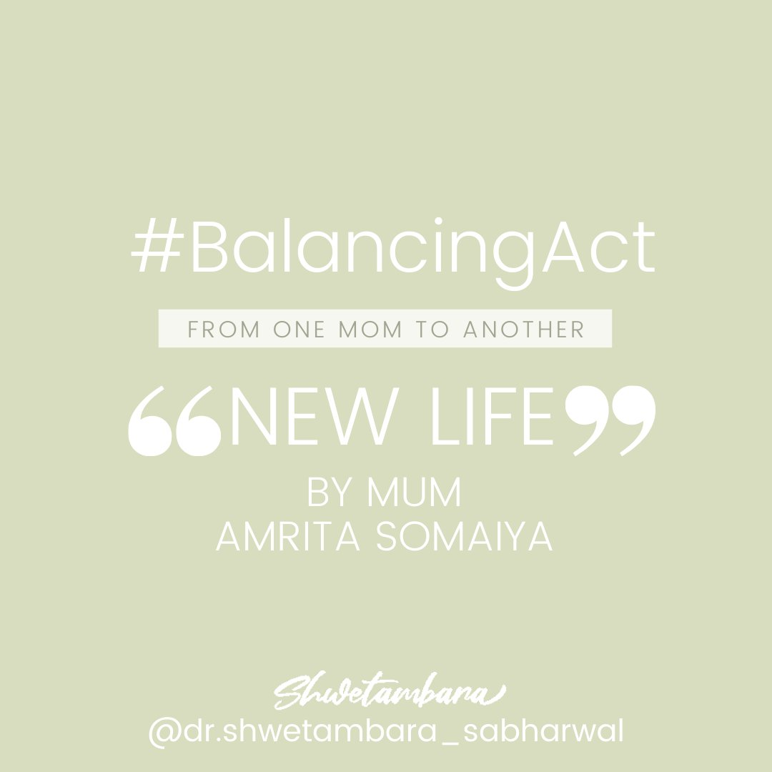 Meet Amrita Somaiya (@amritasomaiya), Mother & Founder @kitabkhanabooks. Check out what she has to say about #BalancingAct during these challenging times. What are some of her tried and tested tips that help her balance motherhood, life & work.  #motherhood #parenting https://t.co/I2jngQW5Y2