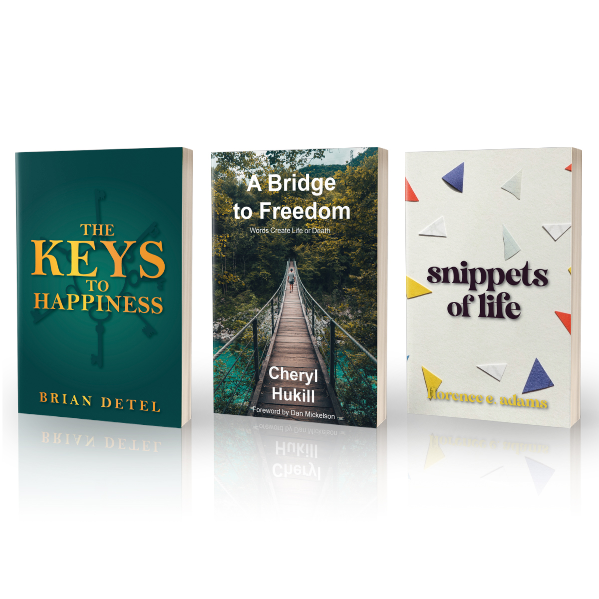 NEW BOOKS THIS WEEK!!  Florence E Adams: https://t.co/GmdnV4X2hu   Cheryl L Hukill: https://t.co/IvjCkvexPZ    Brian Detel: https://t.co/HNfuqECIrU  ---Have you ever dreamed of being an author? @TBN & @trilogybooks want to help!  go to https://t.co/MFGdA3Lkdn to find out how! https://t.co/8jg1PCHL5P