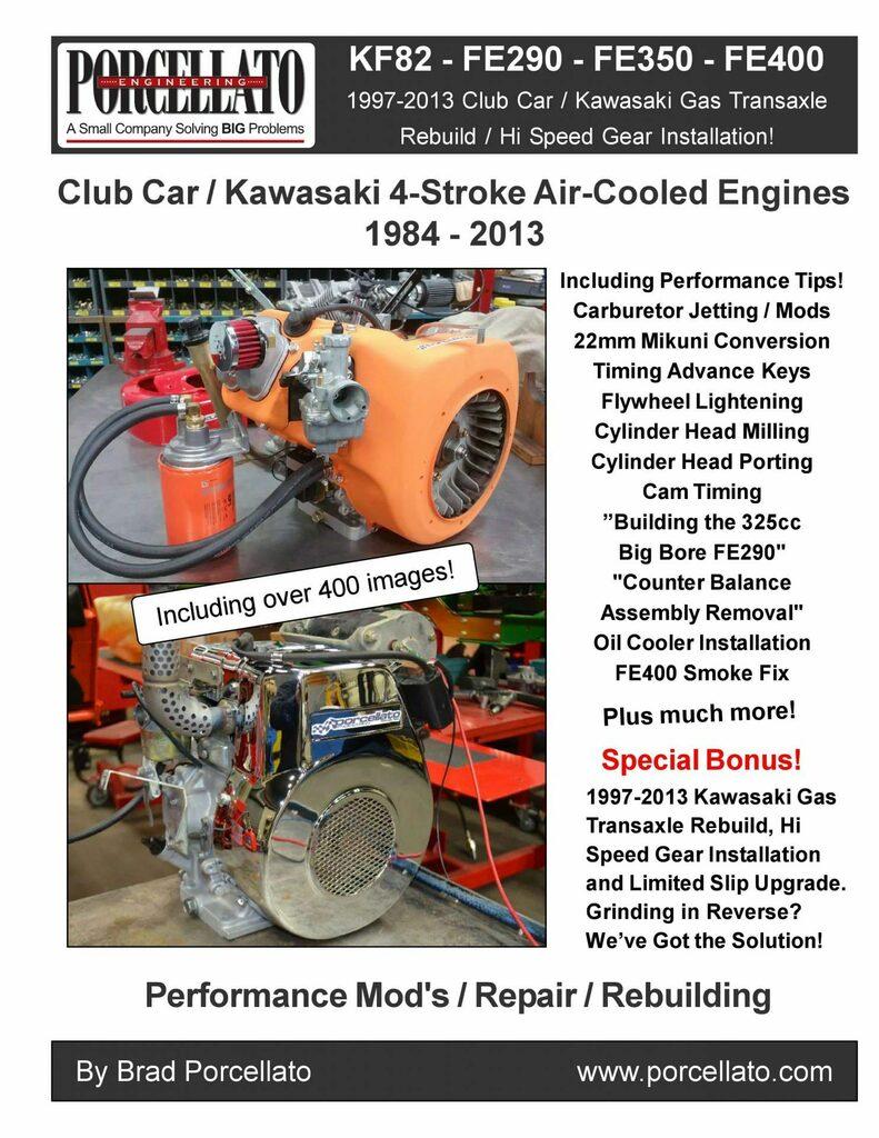 Hey #Toronto, #Calgary, #Edmonton, #Regina, #Guelph, #Oshawa, #Saskatoon, #Vancouver, #Victoria, #Kingston, Check out #ClubCar / #Kawasaki 4-Stroke #AirCooled Engines 1984 - 2013: KF82 - FE290 - FE350 - FE400. Including 1997 - 2013 Gas #Transaxle https://t.co/r3PUe6dFsx https://t.co/0f5oMgqFaD
