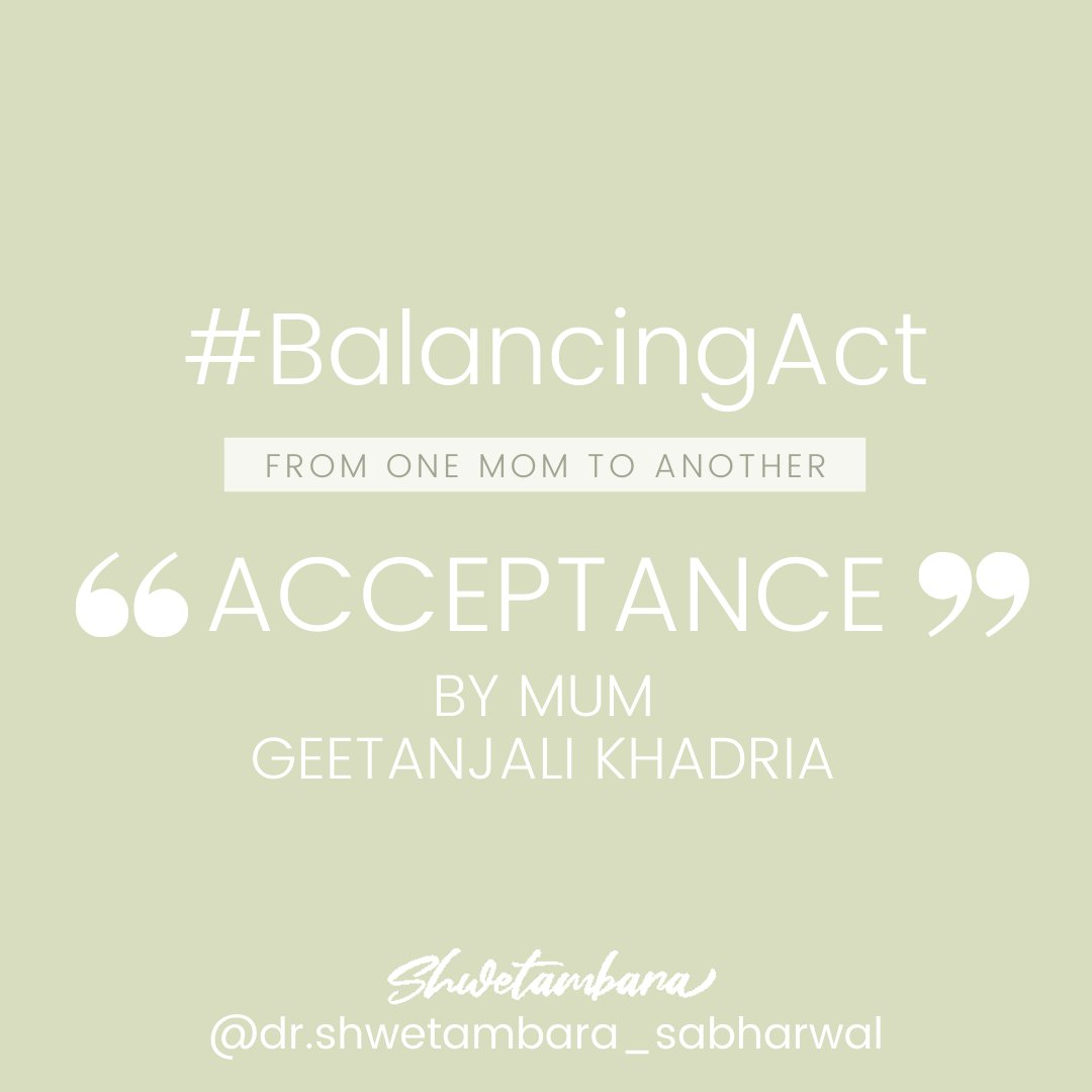 Meet Captain Geetanjali Khadria (@gkhadria)), Mother & Captain on the Boeing 787, Air India. Check out what she has to say about #BalancingAct during these challenging times. What are some of her tried and tested tips that help her balance motherhood, life & work.  . #motherhood https://t.co/cNRCvBDSHo