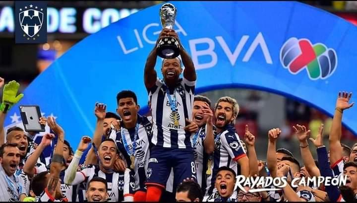¡CONTUNDENTE! 🔥  La última vez que Rayados perdió en el BBVA un clásico 2-0, salió campeón ése torneo.  ¡Niéguenmelo!  #Rayados #ArribaElMonterrey https://t.co/CAidevJIvM