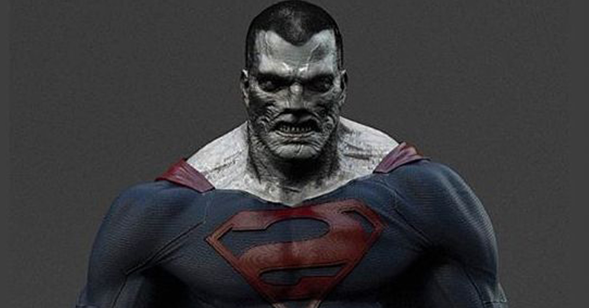#DCComics concept artist reveals a cancelled game's Bizarro design  https://t.co/XMZxbTNpg0 https://t.co/uoNQZWvApF