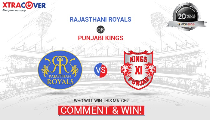 Will RR continue their dream start or will KXIP continue their crusade? Comment your answers & stand a chance to win exciting gifts.  To participate:  Like our page on Insta/ Fb Tag 3 of your friends Use hashtag #XtraWinnings #IPL #Contest #IPL2020 #RR #KXIP #klrahul #samson https://t.co/hDKEhUoPRu