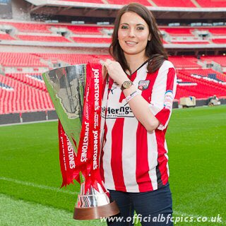 """Women in Football Shirts on Twitter: """"The outstanding Natalie Sawyer # brentford… """""""