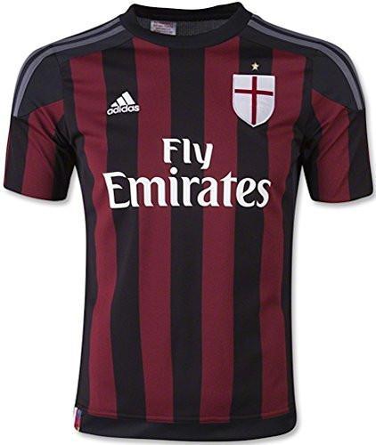 #FootballMemorabilia #SportsMemorabilia AC Milan Youth 15/16 Home Jersey ➤ https://t.co/4kYxHx5wnF https://t.co/wOMMLHTTMI