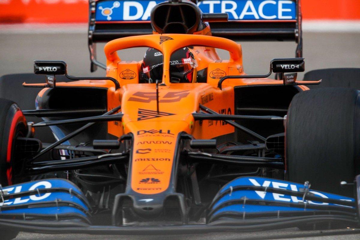 #F1 | Sainz, fuera de carrera tras dos curvas en Sochi: así ha sido el accidente  ➡️ https://t.co/1s8I2eAlR6  #Fórmula1 #RussianGP @McLarenF1 @Carlossainz55 https://t.co/UEG64xSEuC