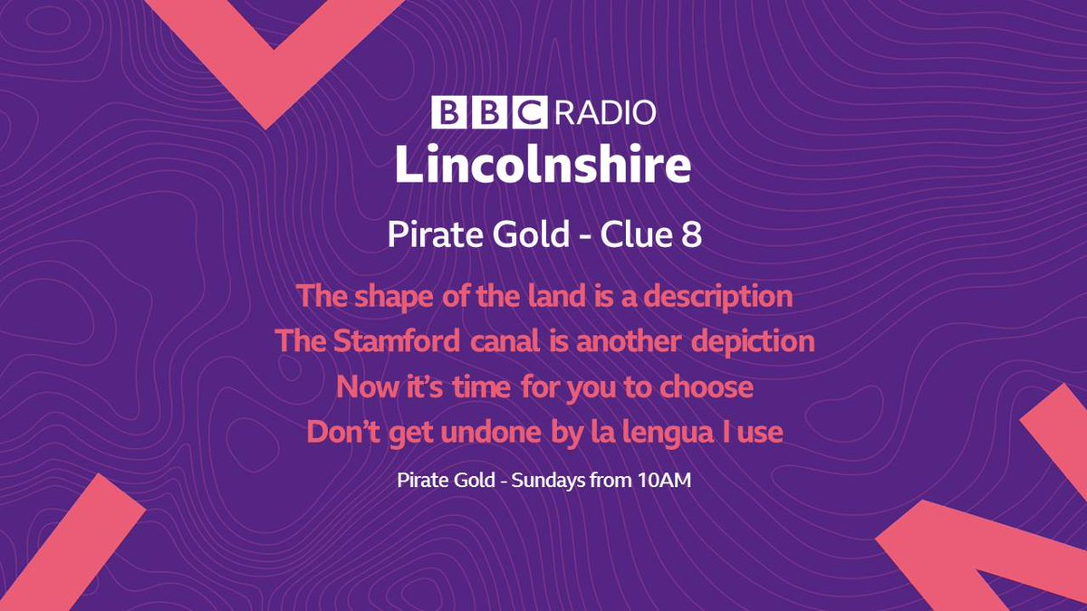 """FINAL CLUE 🔍  Amy and Driver Alan claim Clue 8 at """"Cuckoo Bridge"""" crossroads, and now have just under 10 minutes to solve this and reach the Pirate Gold 🏆 https://t.co/GIyQMuSlBu"""