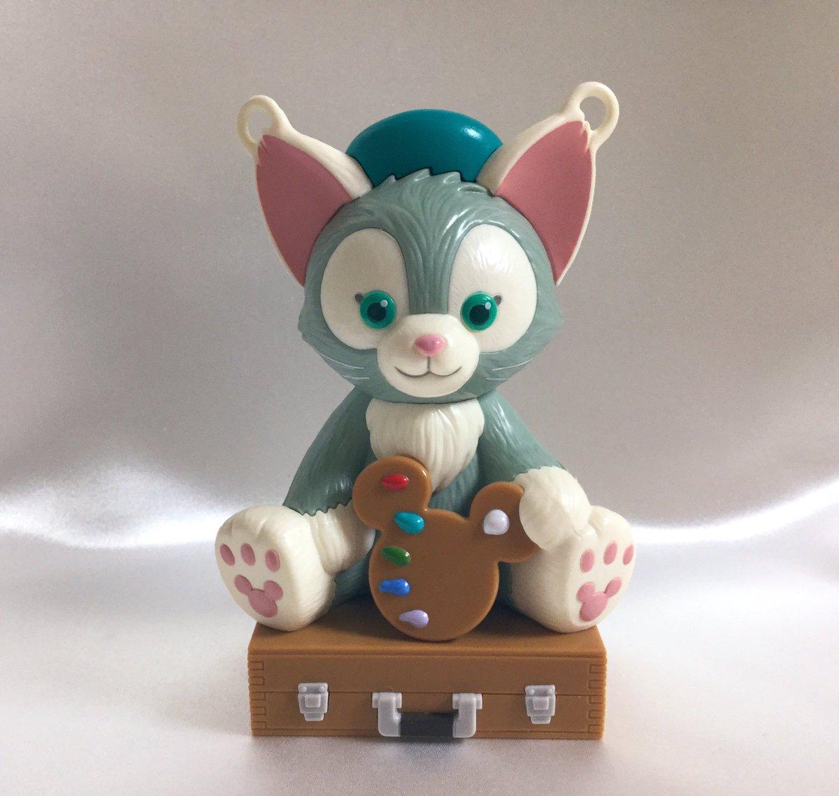 9月にリサイクルショップにて購入したジェラトーニのスナックケースです🐱🎨とっても可愛いです☺️  #Disney #東京ディズニーシー #TDS #ジェラトーニ #スナックケース https://t.co/w4KFZZCw3v