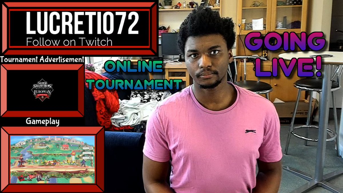 Been a little while but i'm back with an online tournament run of Lockdown #54! Just trying to keep my skill level relatively ok.. Song request enabled always and use !bracket to see my run! Come through!  https://t.co/gqHrUC83Kl https://t.co/ykBaKkTUpe