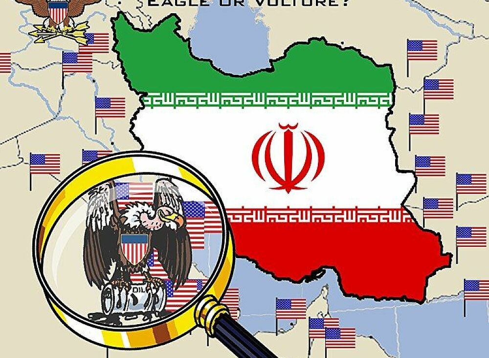 Persians urge all #Mideast nations hosting American wanderers to expel them, because they undermine stability and security https://t.co/EF75TNA7M1  #Iran https://t.co/4H8NwM8HVg