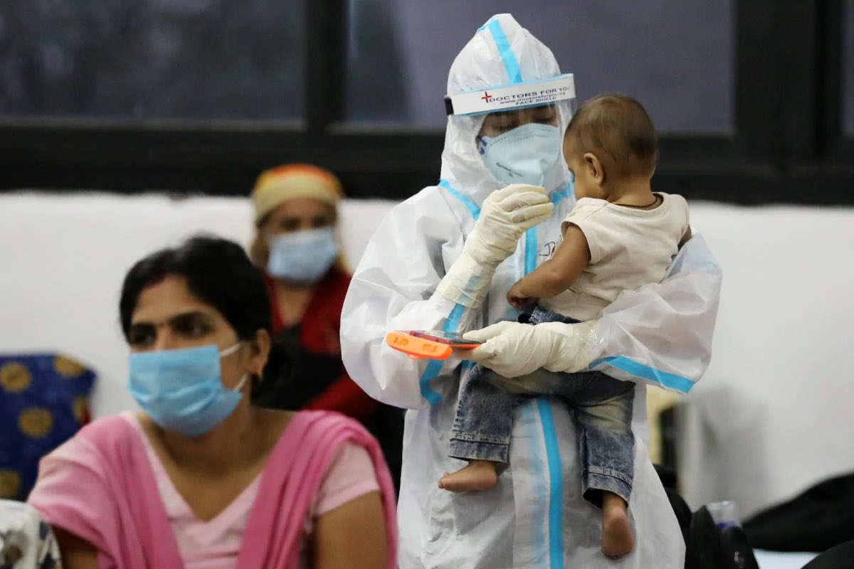 India Inches Close to 60 Lakh-Mark With 88,600 New Covid Cases, Death Toll Nears 95,000  For updates: https://t.co/c01bbeYYqx  #COVID19 #CoronavirusIndia https://t.co/JVn2QIWMO1