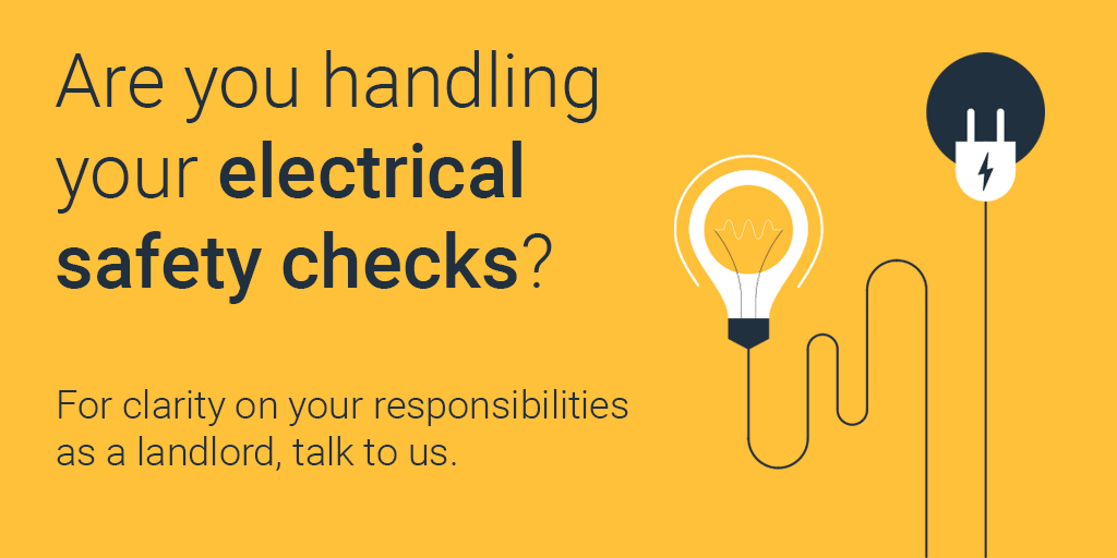 As demand for rental properties continues to rise, landlords will need to process a high number of mandatory electrical checks. To discuss what's needed for compliance, contact our team today. https://t.co/FQnvlkmPxV  #Cannock #Dudley #Walsall #Wednesbury #Wolverhampton https://t.co/mXmPiTmb7m