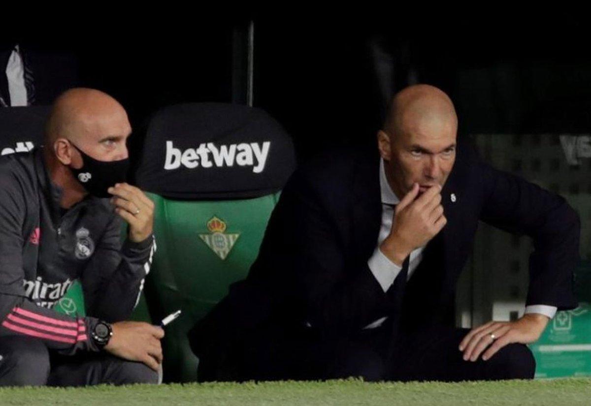 Zidane aclara todo tipo de dudas y lanza el mensaje final sobre los fichajes  https://t.co/QxwU0gUHvw  #Zidane #RealMadridRealBetis https://t.co/X6TxLRDMYW