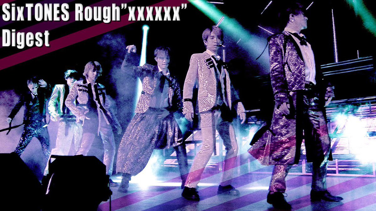 SixTONES「Rough
