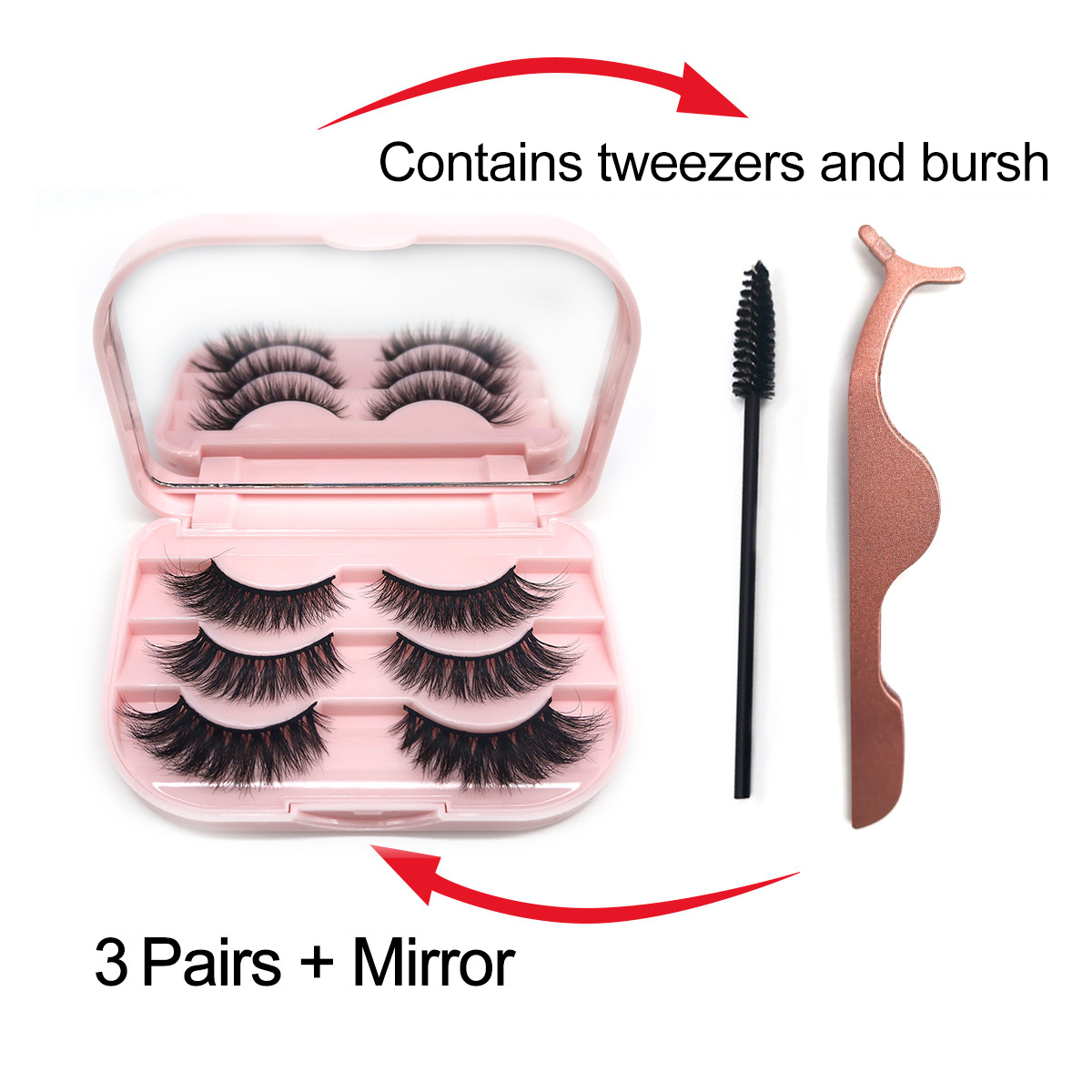 What's the lashes styles of these three 20mm mink lashes? Miami, sweatheart, doll? They are attractive and convenient. Use claim code: 20VAVFKO to get 20% off. https://t.co/N4CSnVDAMb #minklashes #3dminklashes #lashesbox #lashescase #minkeyelashes #makeup #lashes #eyelashes https://t.co/Pul7q9d4uK