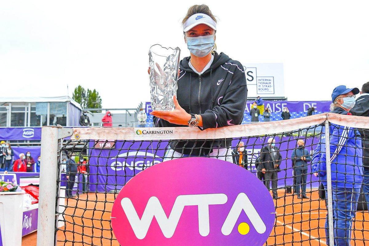 Ukraine's Elina Svitolina, the World No 5, edged past 5th-seeded Elena Rybakina from Kazakstan, 6-4 1-6 6-2, at the Internationaux d... - https://t.co/jjjafWqdFl #ElenaRybakina #ElinaSvitolina https://t.co/FUxftAEFKU