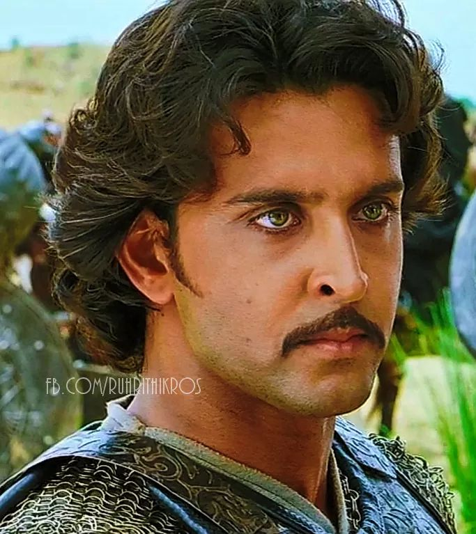 B'een re-watched #JodhaaAkbar👑 yesterday evenin' on my TV!!! 🙌 D way... #Hrithik_Akbar is shinning...🙈  Years passed..but this class... n awesome movie remind same feelings...like bfore 🤗❤️   Brilliant CINEMA🙏   #HrithikRoshan  #Akbar_Unmatched✨💫