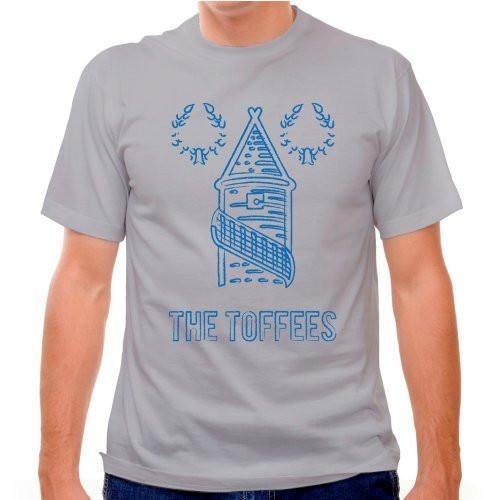 #FootballMemorabilia #SportsMemorabilia Everton 'The Toffees' T-shirt ➤ https://t.co/3F0r1HjXsK https://t.co/0lMyLqPgaR