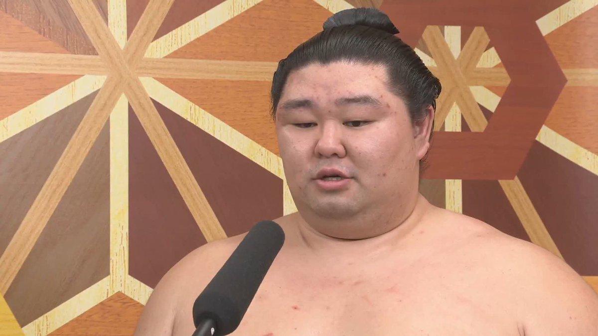 【正代 優勝インタビュー】今までの相撲人生で一番緊張したかもしれません・・・#正代 #大相撲 #秋場所 千秋楽正代の今場所の全取組動画はこちらでチェック↓↓#NHK大相撲 #sumo #nhksumo