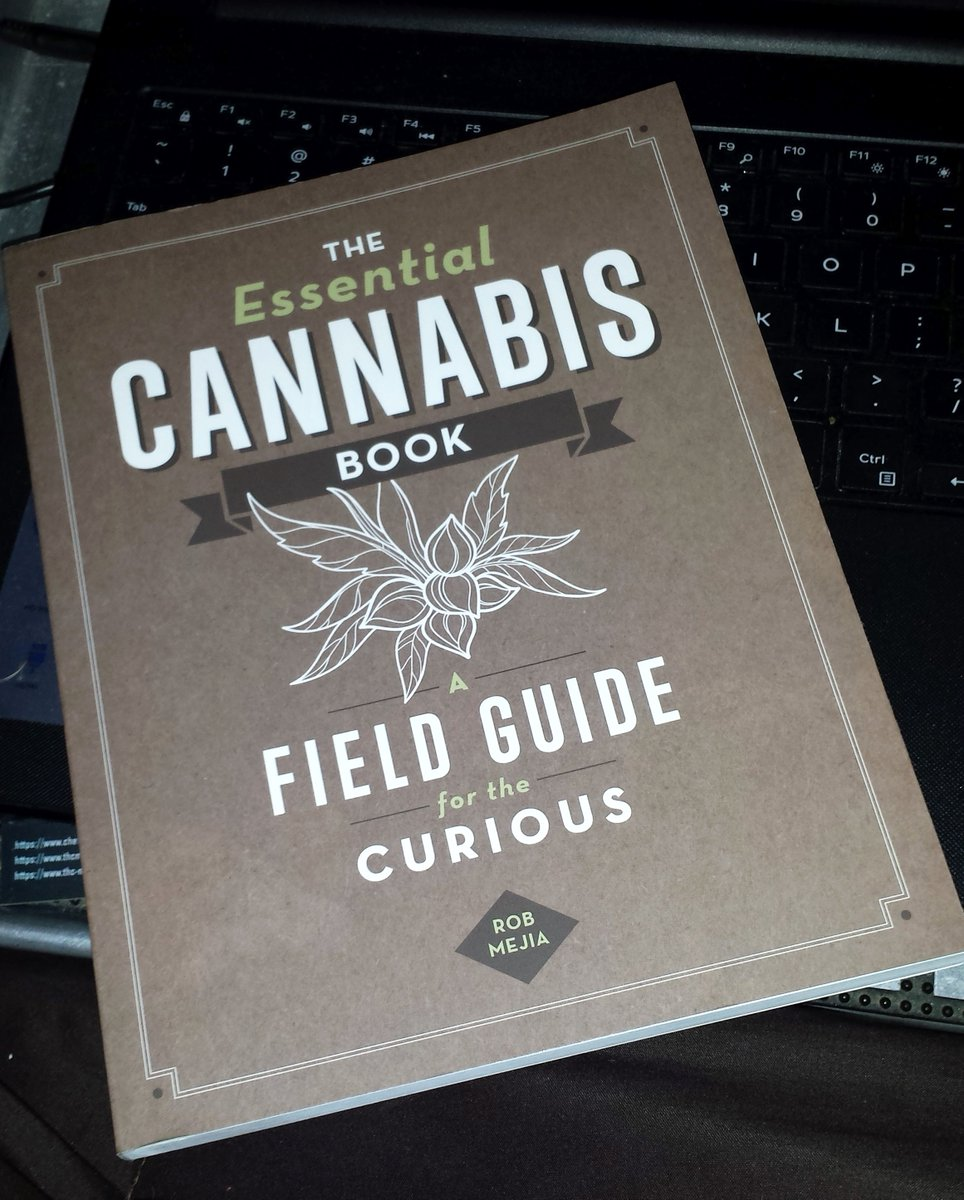 You have got to check out this book all about cannabis, excellent read!! CHEF420 Highly Recomended From Cannabis History, Science, what you need to know about Medical Cannabis. And edible recipes too! https://t.co/u0v1J1FxWX  #chef420 @OurComHarvest @BNBuzz #stonerfam #edibles https://t.co/Zza3oQy071
