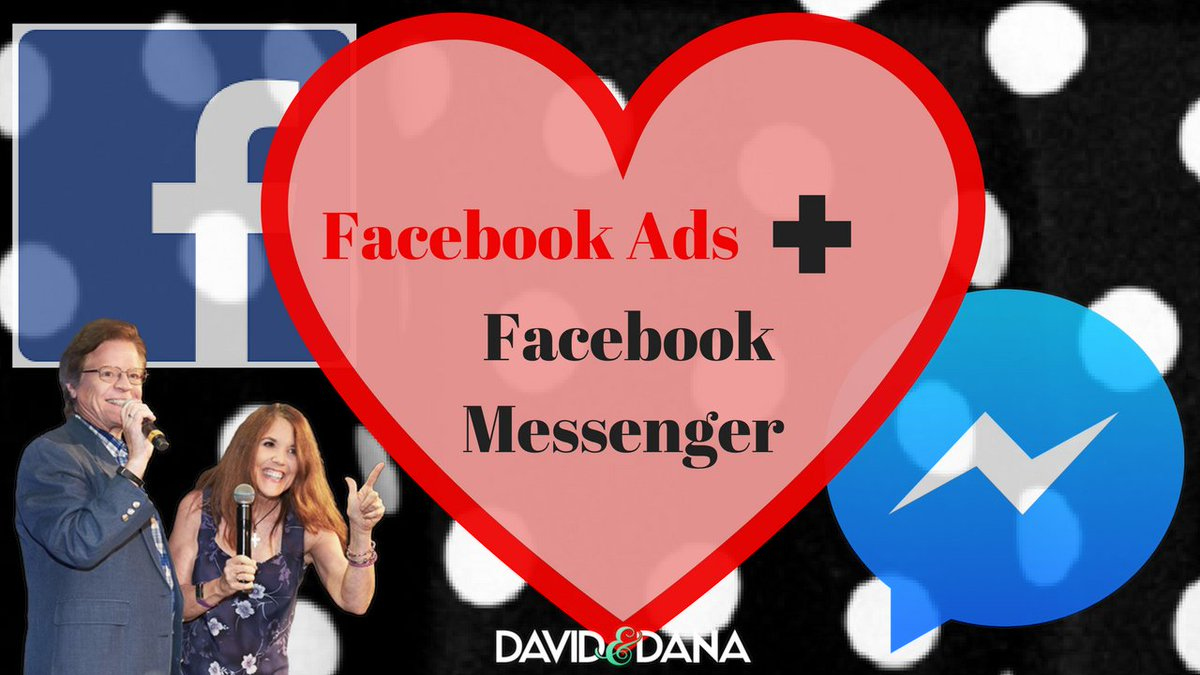 How to Leverage Facebook Ads and Facebook Messenger for Your Business: A Winning Combo! ~ https://t.co/2SACJw666S #facebookads #facebookmessenger https://t.co/DUPM7pmMd1