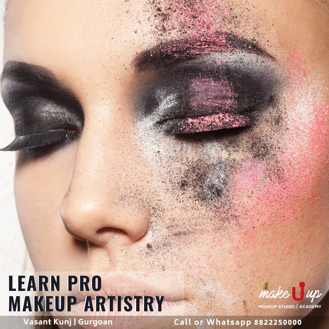 Learn Basic to Advance Makeup👉One to One Training Classes👉Luxury & Hygienic Academy👉Certificate by NSDC Govt. Of India📲 8822250000!! #makeup #mua #muse #modeling #makeupartist #fashionblogger #delhi #india #makeupartists  #makeupartist #makeupoftheday #makeup #mua #makeuplook https://t.co/xElIxDNHEI