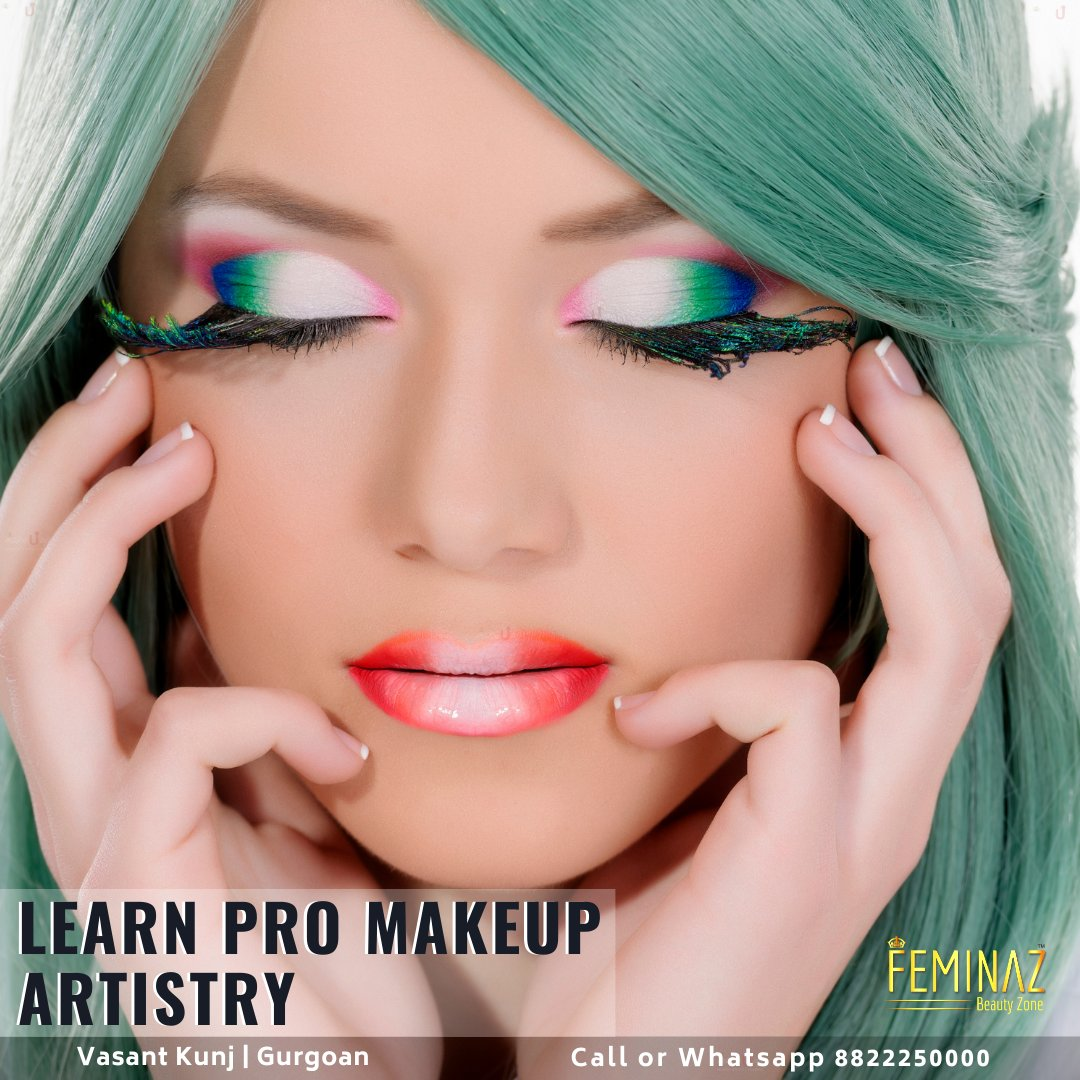 Learn Basic to Advance Makeup👉One to One Training Classes👉Luxury & Hygienic Academy👉Certificate by NSDC Govt. Of India📲 9990512338! #makeup #mua #muse #modeling #makeupartist #fashionblogger #delhi #india #makeupartists  #makeupartist #makeupoftheday #makeup #mua #makeuplook https://t.co/QAB2EfEfIa