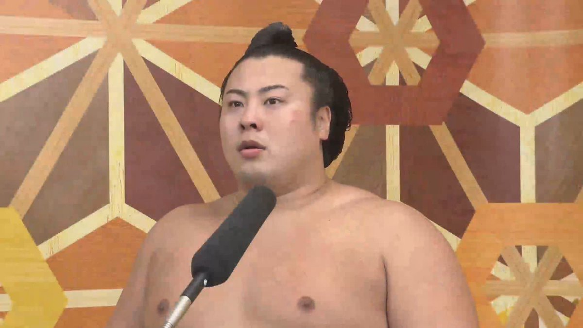 【翔猿 三賞受賞(敢闘賞)インタビュー】力士人生で一番楽しかったかも・・・たまたまだと思われないように頑張ります!#翔猿#大相撲 #秋場所 千秋楽翔猿の今場所の全取組動画はこちらでチェック↓↓#NHK大相撲 #sumo #nhksumo
