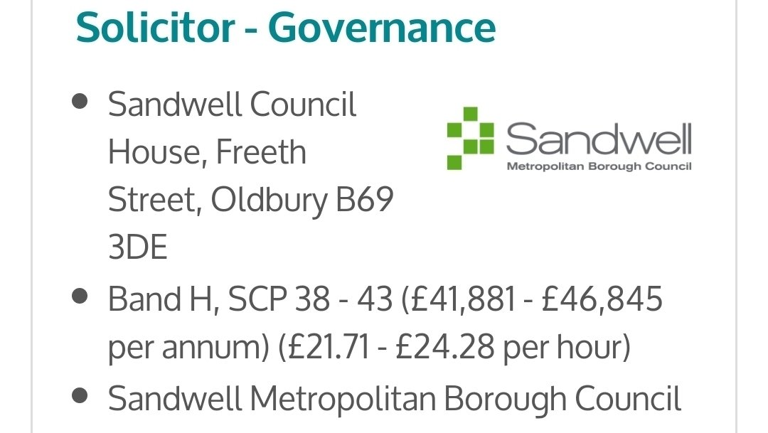 #sandwell jobs   https://t.co/OaSRygD0Yd https://t.co/0x8pzzfA7g