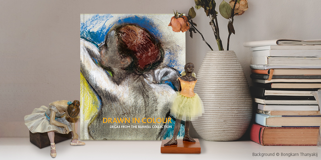 Edgar Degas died #OnThisDay in 1917. Both painter and sculptor, he was very popular for his mastery of pastels. Love Degas's works? You can shop items inspired by his masterpieces at our online shop: https://t.co/NuQbcIcsWi https://t.co/9b7GkuzJEH