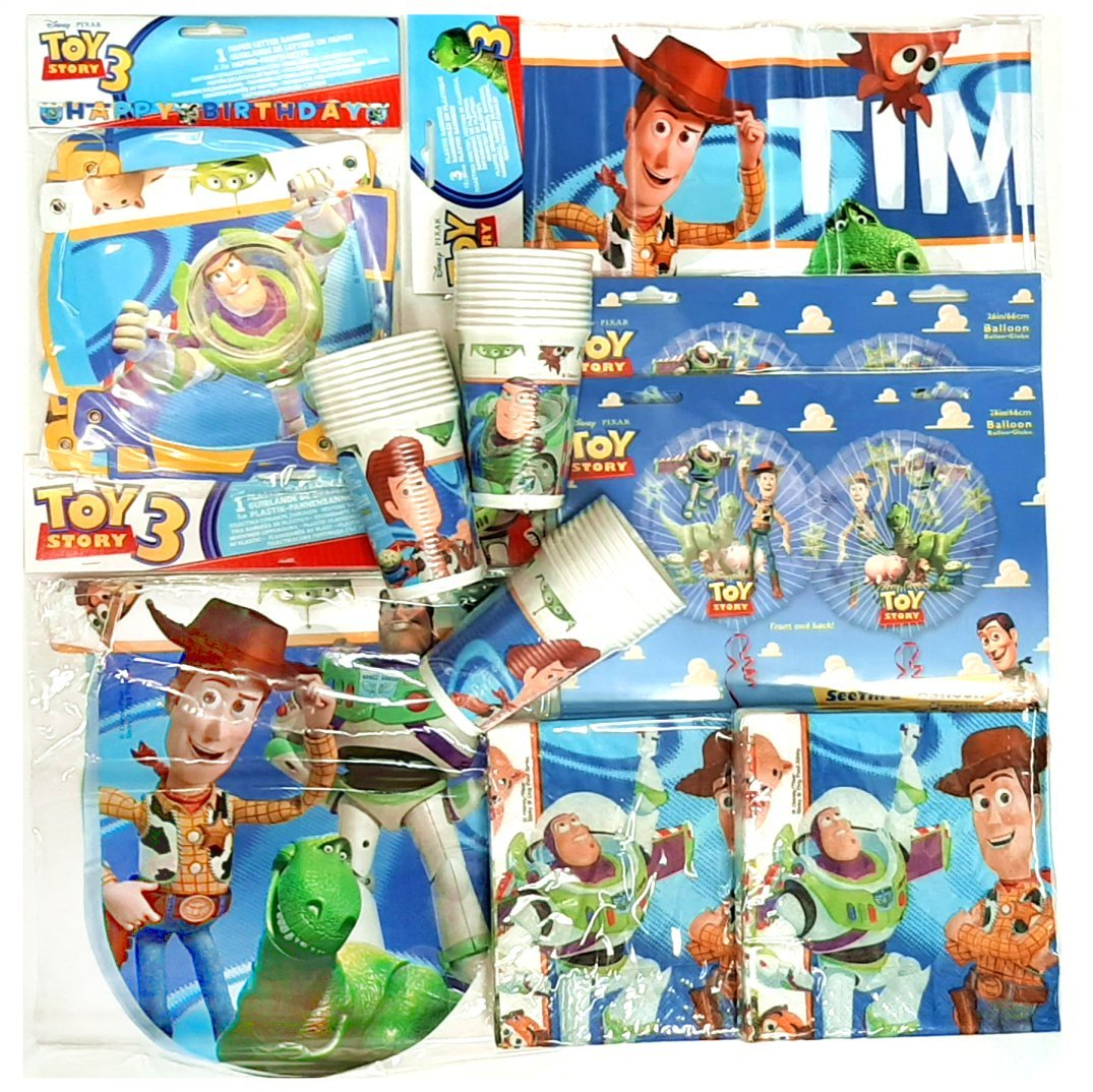 Toy Story Party Supplies...Perfect for  a Family Size Birthday Party! Worldwide Delivery Available! https://t.co/0UyfyvH5cy #giftideas #gifts #party #birthdayparty #birthday #Disney #ToyStory #ToyStory4 https://t.co/fX3xXxyUNN