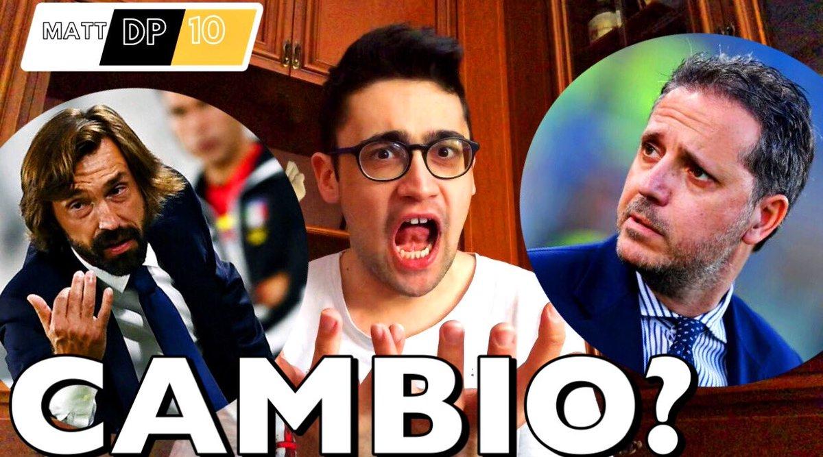 [NOOO!!! CAMBIA TUTTO!!!] | LA JUVENTUS HA DECISO DI CAMBIARE I PIANI PE... https://t.co/W6dKNS3xrJ   #Ronaldo #Juventus #Paratici #Marotta #ForzaJuventus #Dybala #Guardiola #Sarri #Chiellini #CR7 #Championsleague #Agnelli #DelPiero #Buffon #Pirlo #Pogba #Raiola https://t.co/ySWKGbKN2J