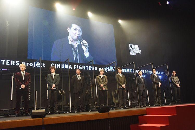 【記事】GENERATIONS「シネファイ」最新作に全員参加、EXILE HIRO「新しい個性を引き出して」本日9月27日、明治神宮会館で行われた「SSFF & ASIA 2020」アワードセレモニーの中で発表された。