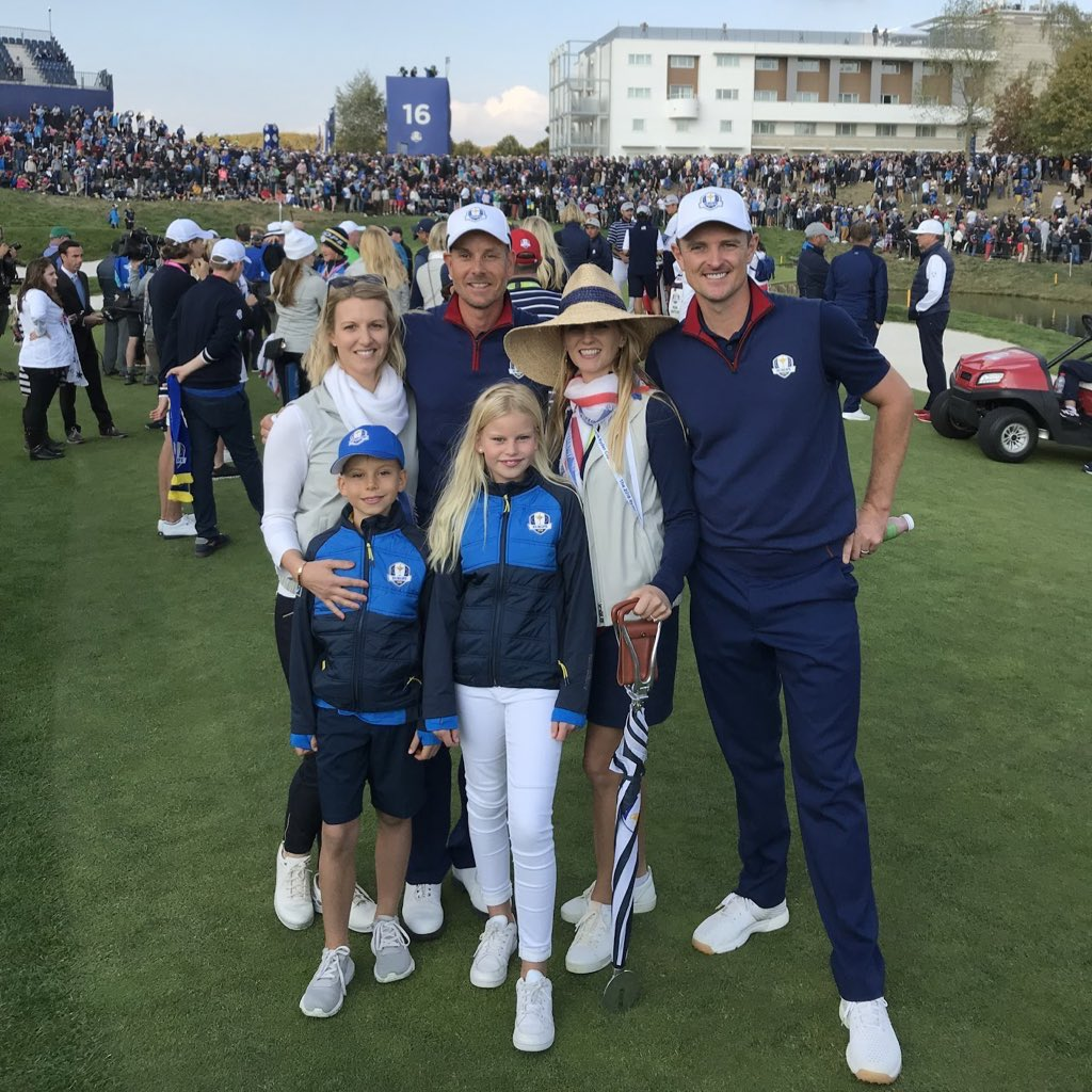 Throwback to a couple of Roses between 4 Stensons  @JustinRose99 @RyderCupEurope https://t.co/965xJgWdLY