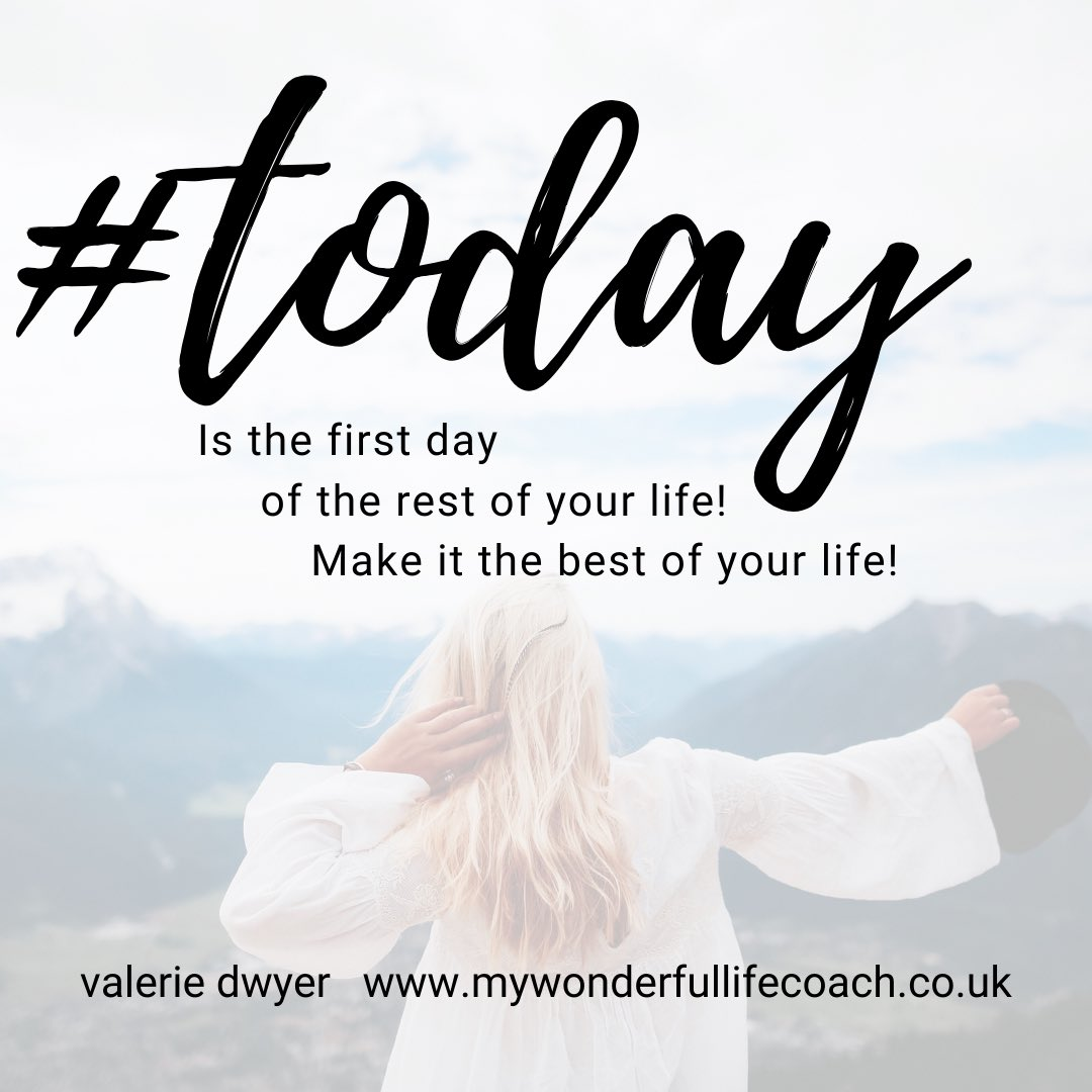 ❤😊  #TODAY isthe First Day ofthe Restof Your Life!ONLY YOU Can Makeit The #BestofYourLife! ❤😊 #mindset #Mindsetmatters #Vision #Values #Courage #couragetiger #Confidence  #VisionBelieveAchieve #livethelifeyoulove #liveyourlegacy #Youvegotthis #youvegotthistigerbook #yesyoucan https://t.co/wvc5hbROe6