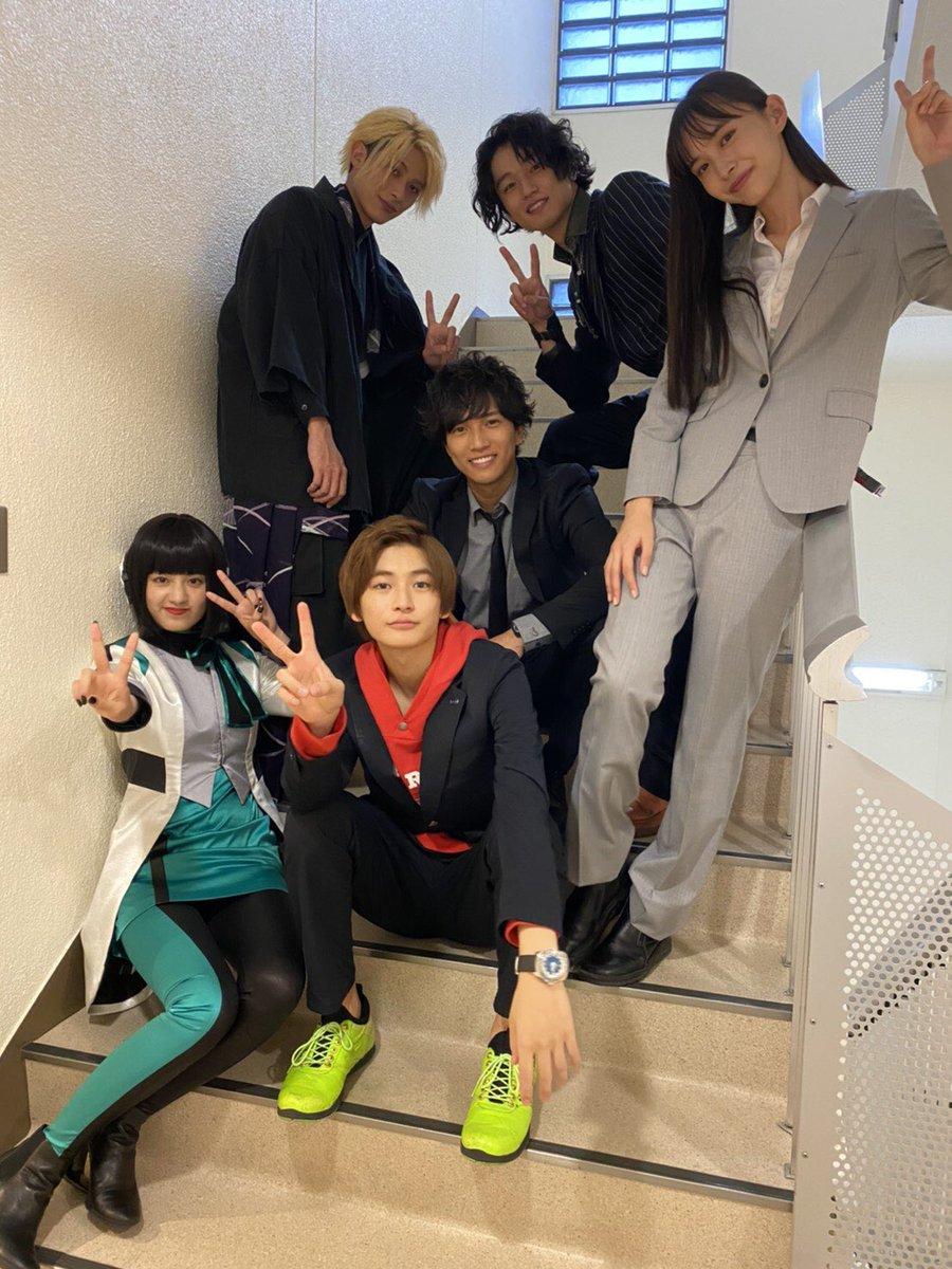 今日はゼロワンファイナルステージ大阪公演、ありがとうございました!来週から名古屋福岡東京!お楽しみにー!