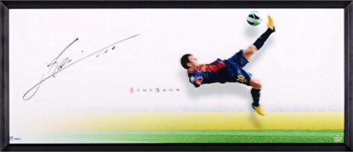 #FootballMemorabilia #SportsMemorabilia Lionel Messi FC Barcelona Framed Autographed 46x20 - Authentic Certified ➤ https://t.co/KC0ucV77iW https://t.co/nNNcYjcbrr