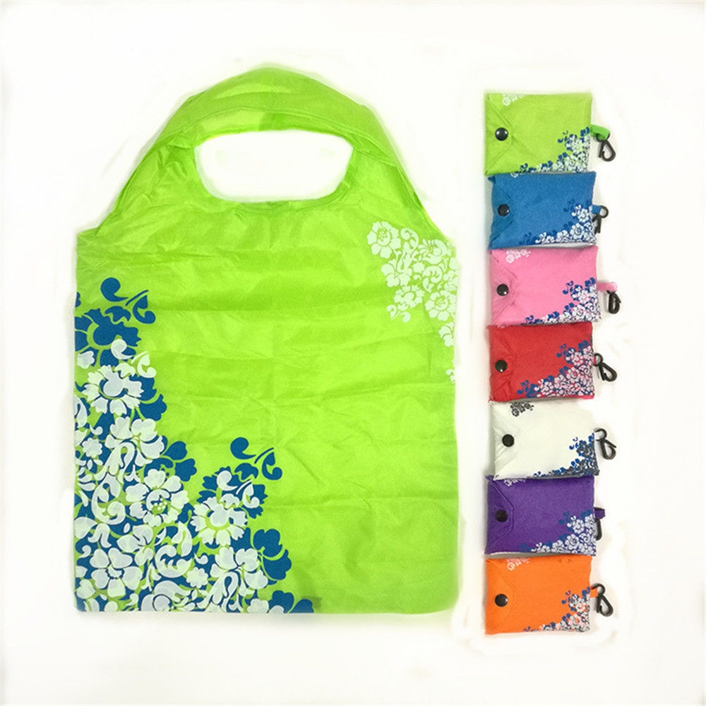 #recycled #ecofashion Floral Patterned Foldable Reusable Shopping Bag https://t.co/LYItEt2mbG