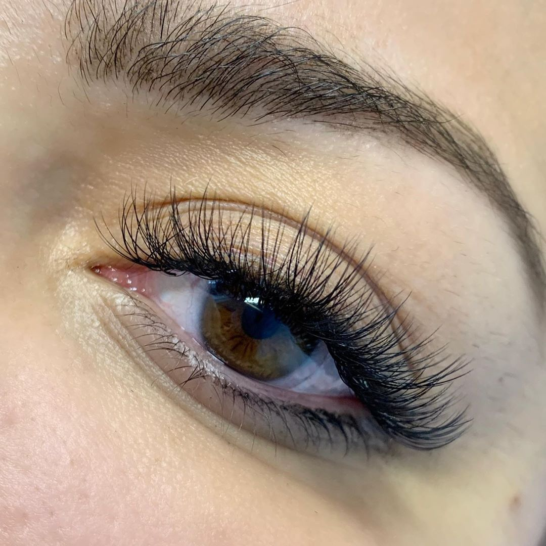 Here's lookin' at you! 👁️  Beautiful lashes by Dani @whipsalon Westport. Book today by texting 855.WHIP.TXT.   #eyelashextensions #lashes #eyelashes #lashextensions #volumelashes #eyelash #lashartist #classiclashes #beauty #eyelashextension #lashtech #minklashes #eyelashmura https://t.co/gvEEyhb5gF