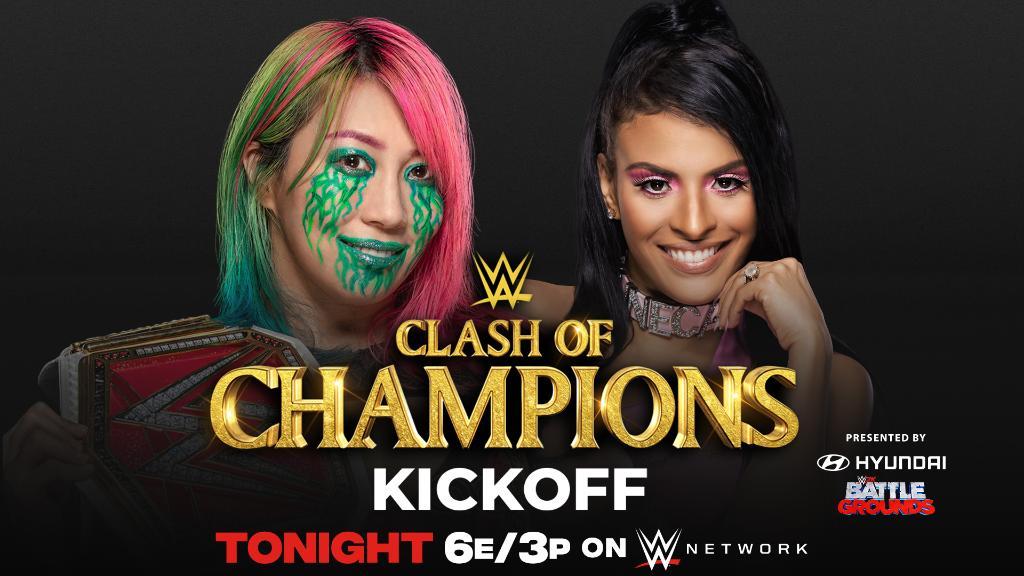 @WWE's photo on Asuka