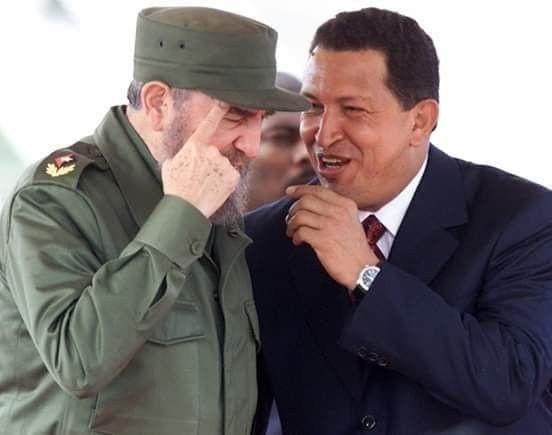 Los titanes de #America, si alguien lo duda pregúntele a #trump #cuba  #Venezuela #venceremos #continuidad garantizada https://t.co/Y8bonSkipN