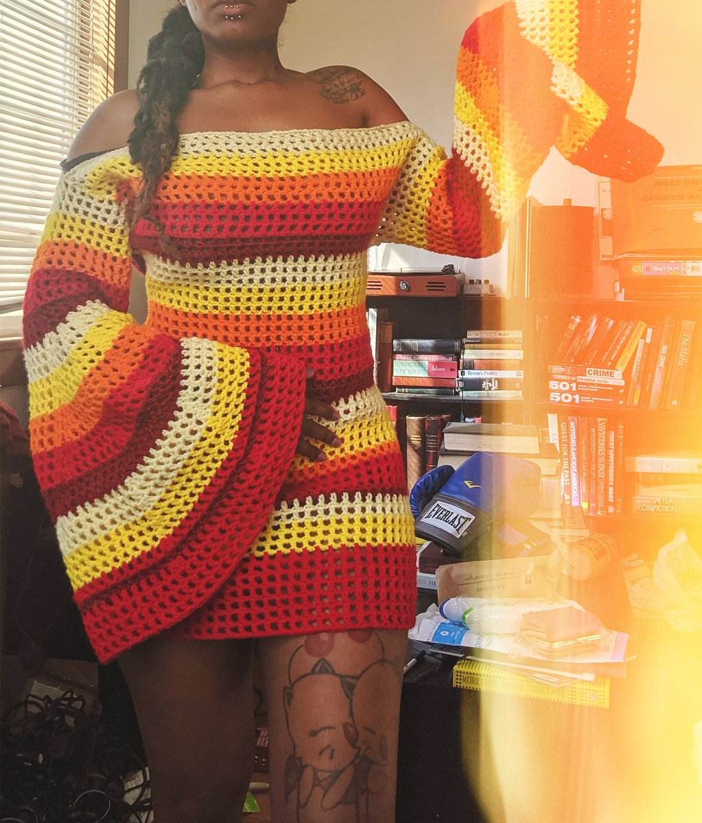 RT @eurythmik: Anabelle Sweater Dress is coming back ❤️🔥 handmade in all sizes and colors https://t.co/tt1yOSsQbv