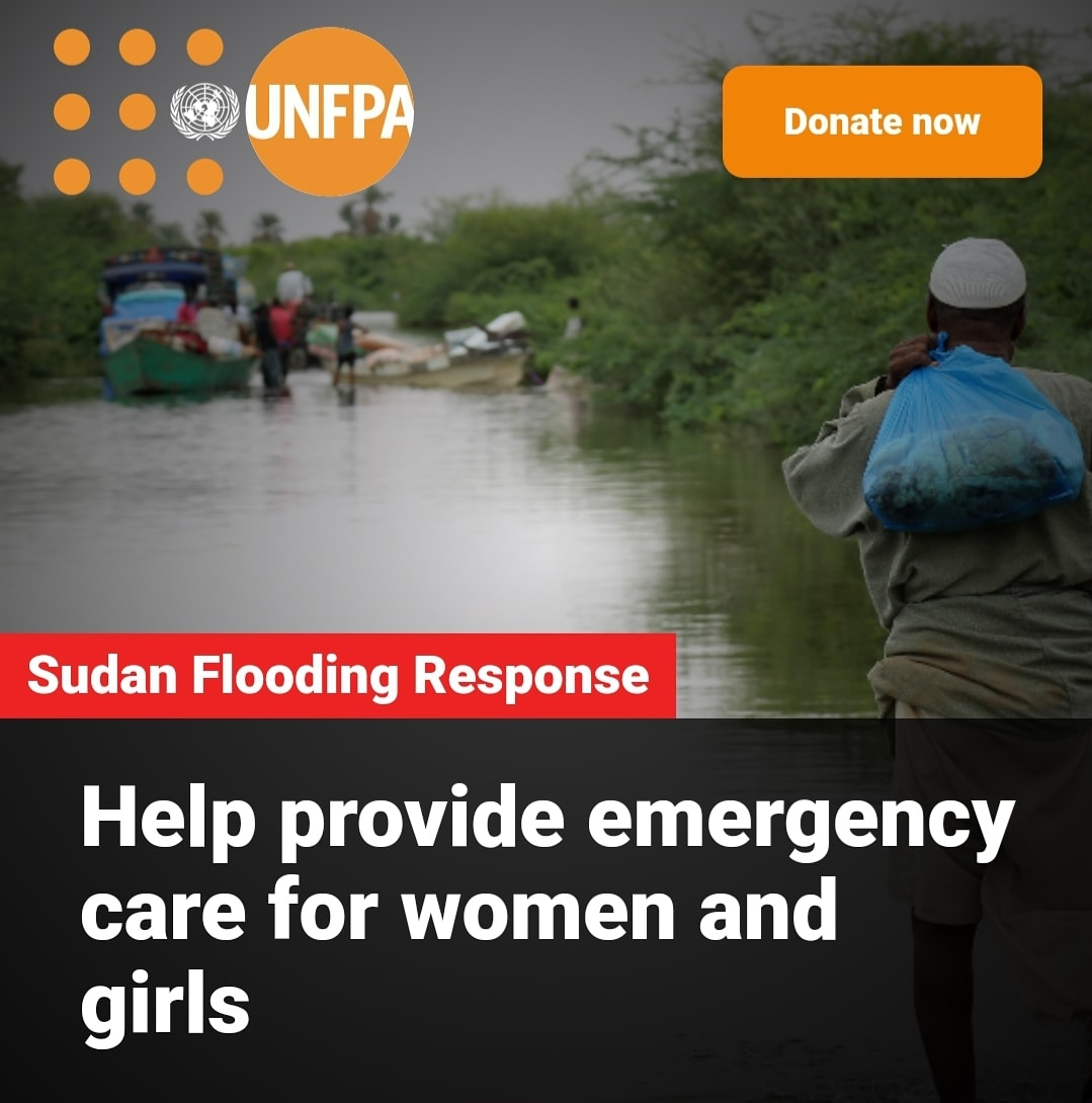 Unusually heavy rainfall has flooded 17 states in #Sudan. More than 100,000 homes have been destroyed, more than 2,600 health facilities have been damaged, & over 500,000 people are affected. The Government declared a three-month state of emergency.  https://t.co/0undeNFmLx https://t.co/5QapIVKZrs