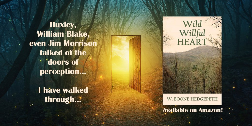 'The pages are filled with Southern, hard-won wisdom, as well as perennial, esoteric knowledge, wisdom and lore.'   Wild Willful Heart by @WBooneHedgepeth.  #Christianity #religion #supernatural #spirituality #paranormal #IARTG #IAN1 #Kindle #ebooks #books https://t.co/yj4icVZcCA https://t.co/z4HWSKCsX8